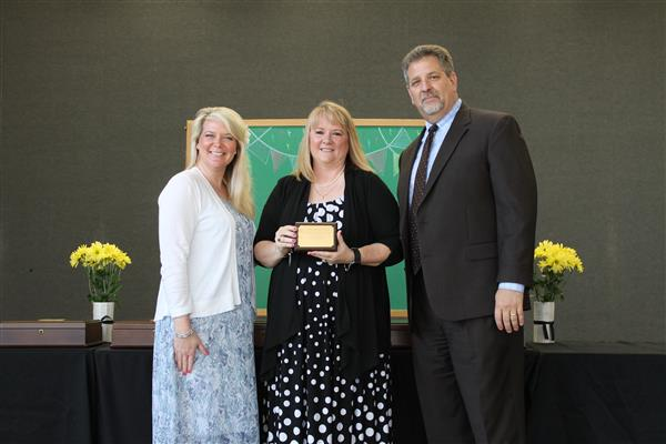 Teacher of Excellence Award - Dina Marney