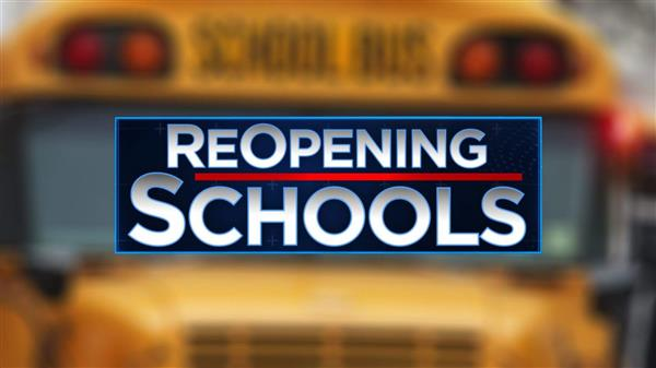 Middle School Reopening Plan