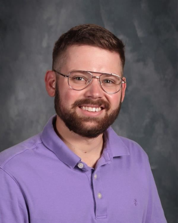 Sam Bickel, School Psychologist