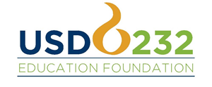 USD 232 Education Foundation logo