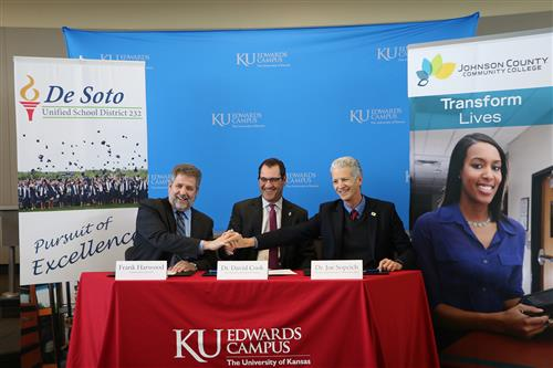 USD 232 joins Degree in 3