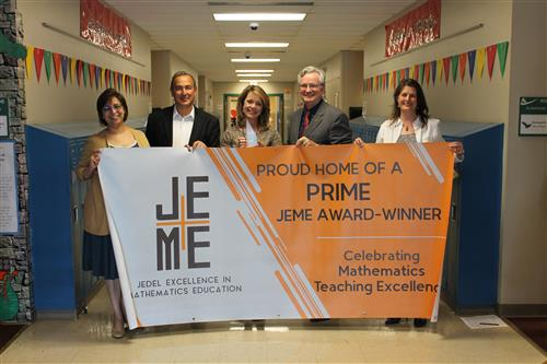JEME Award Winner - Gehrt
