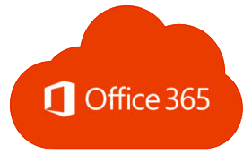 Office 365 image of cloud