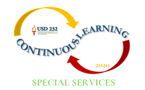 USD 232 Continuous Learning SPED