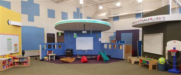 Picture of Early Childhood Play Area