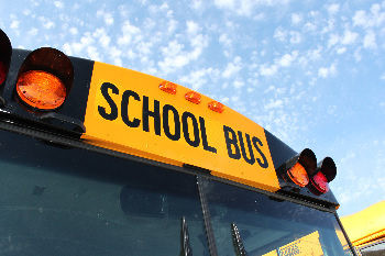 Image of school bus
