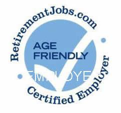 logo for retirementjobs.com certified employer