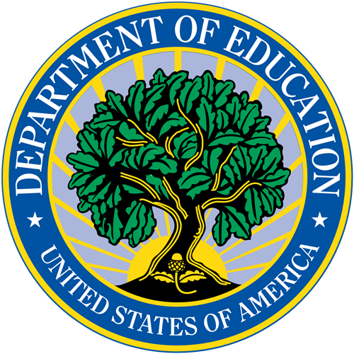 US Dept of Education Seal